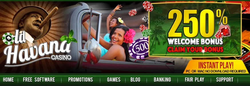 Old Havana Casino Promotion