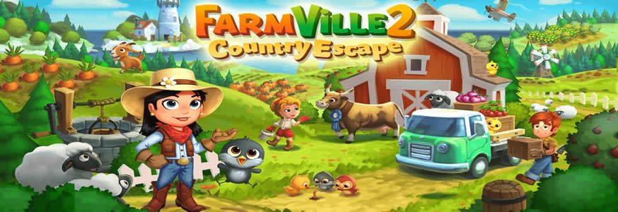 Zynga Farmville Game