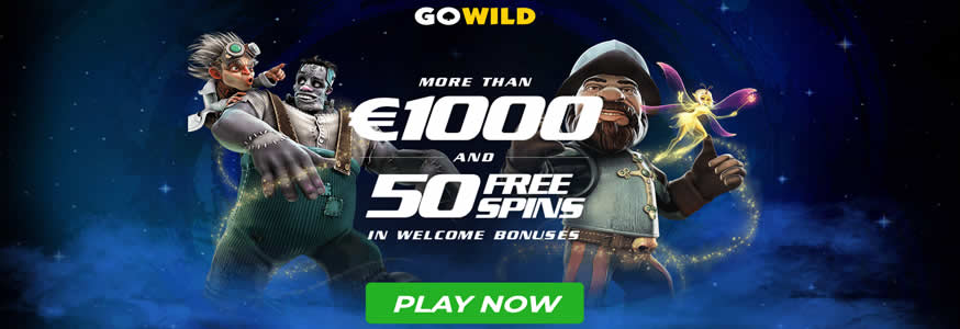 New Gowild Casino Promotion