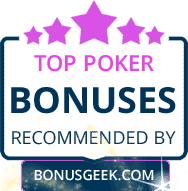 Poker Bonuses By Bonusgeek.com