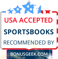 Sportsbooks Accepting USA Players By Bonusgeek.com